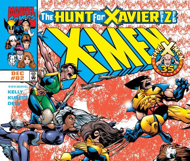 X-MEN (1991) #82