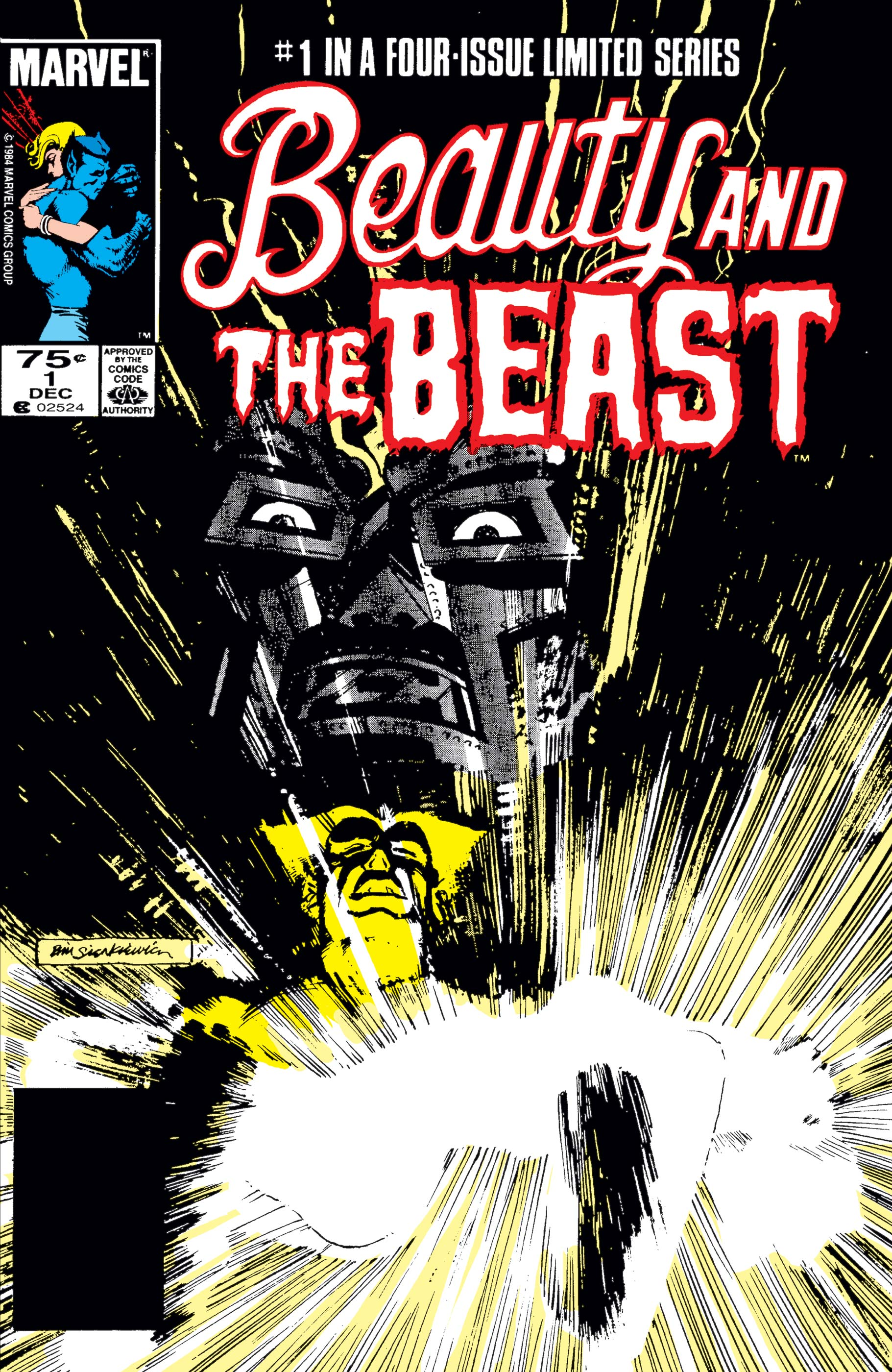 Beauty and the Beast (1985) #1