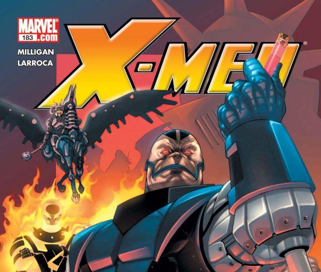 X-MEN (2004) #183