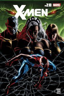 X-Men (2010) #28 cover