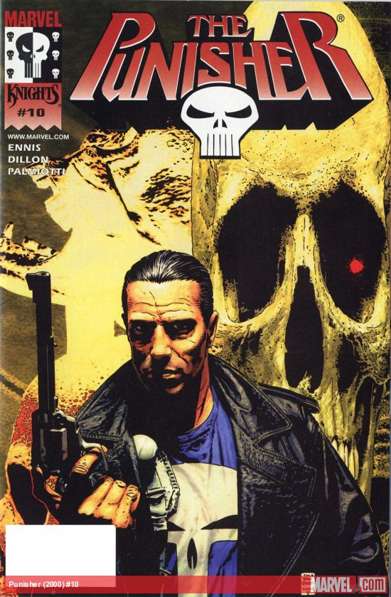 Punisher (2000) #10