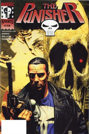 Punisher (2000) #10
