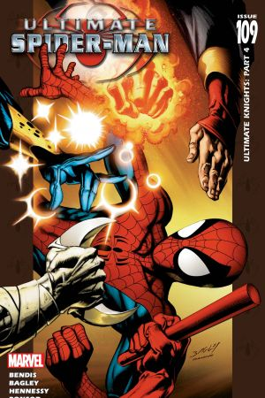 Ultimate Spider-Man #109