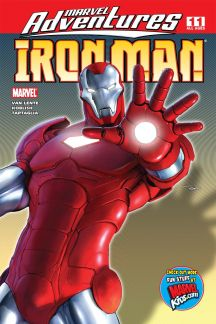 Marvel Adventures Iron Man #11