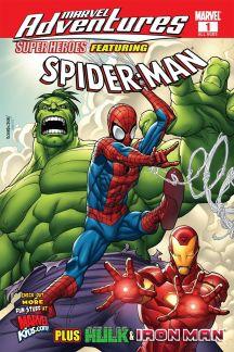 Marvel Adventures Super Heroes (2008) #1