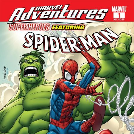 MARVEL ADVENTURES SUPER HEROES (2008)