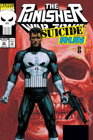 The Punisher War Zone #25