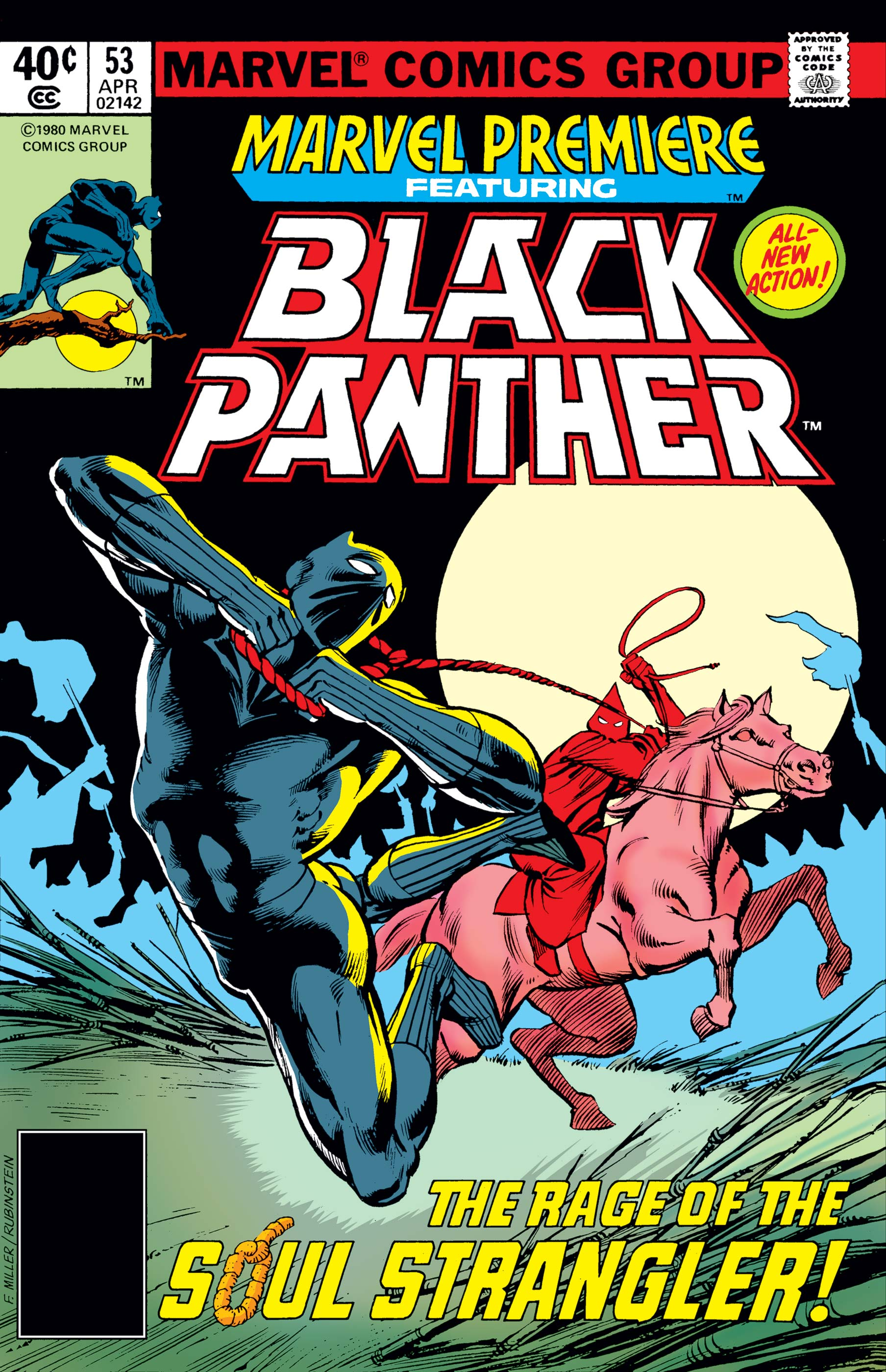 Marvel Premiere (1972) #53