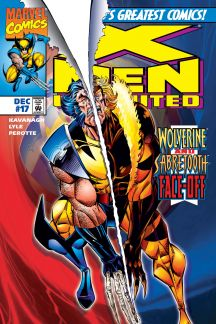 X-Men Unlimited #17