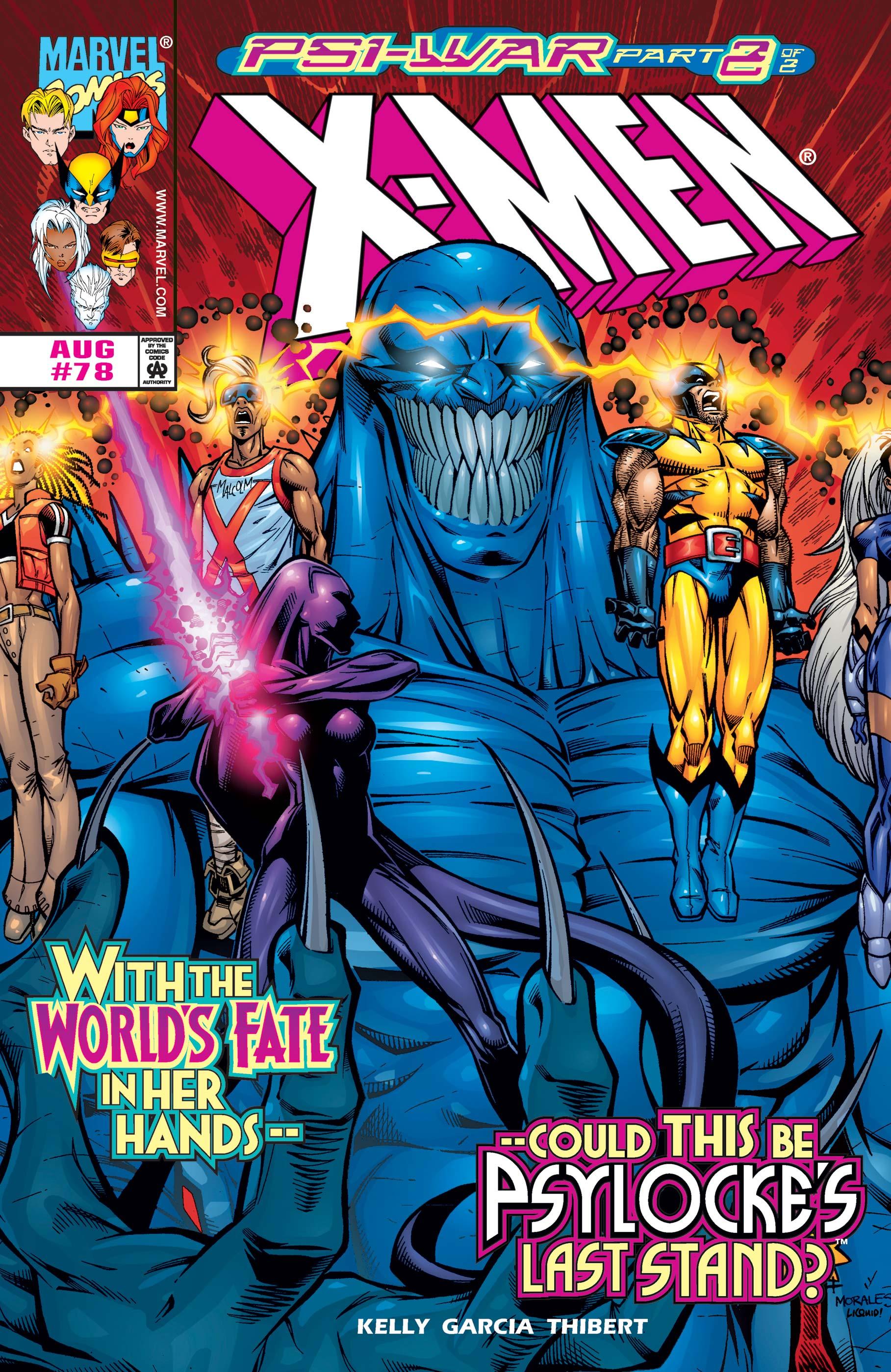 X-Men (1991) #78