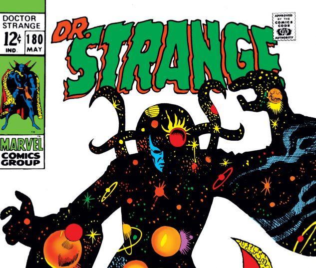 DOCTOR STRANGE (1968) #180
