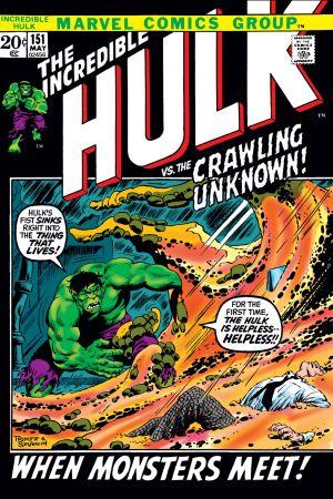 Incredible Hulk (1962) #151