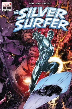 Silver Surfer Annual (2018) #1