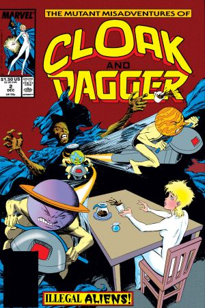 The Mutant Misadventures of Cloak and Dagger (1988) #2