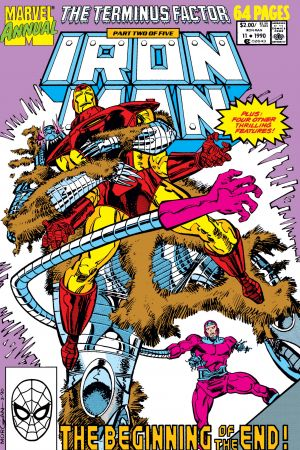 Iron Man Annual #11