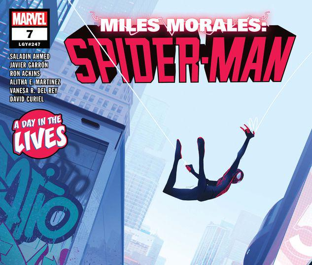 Miles Morales: Spider-Man #7