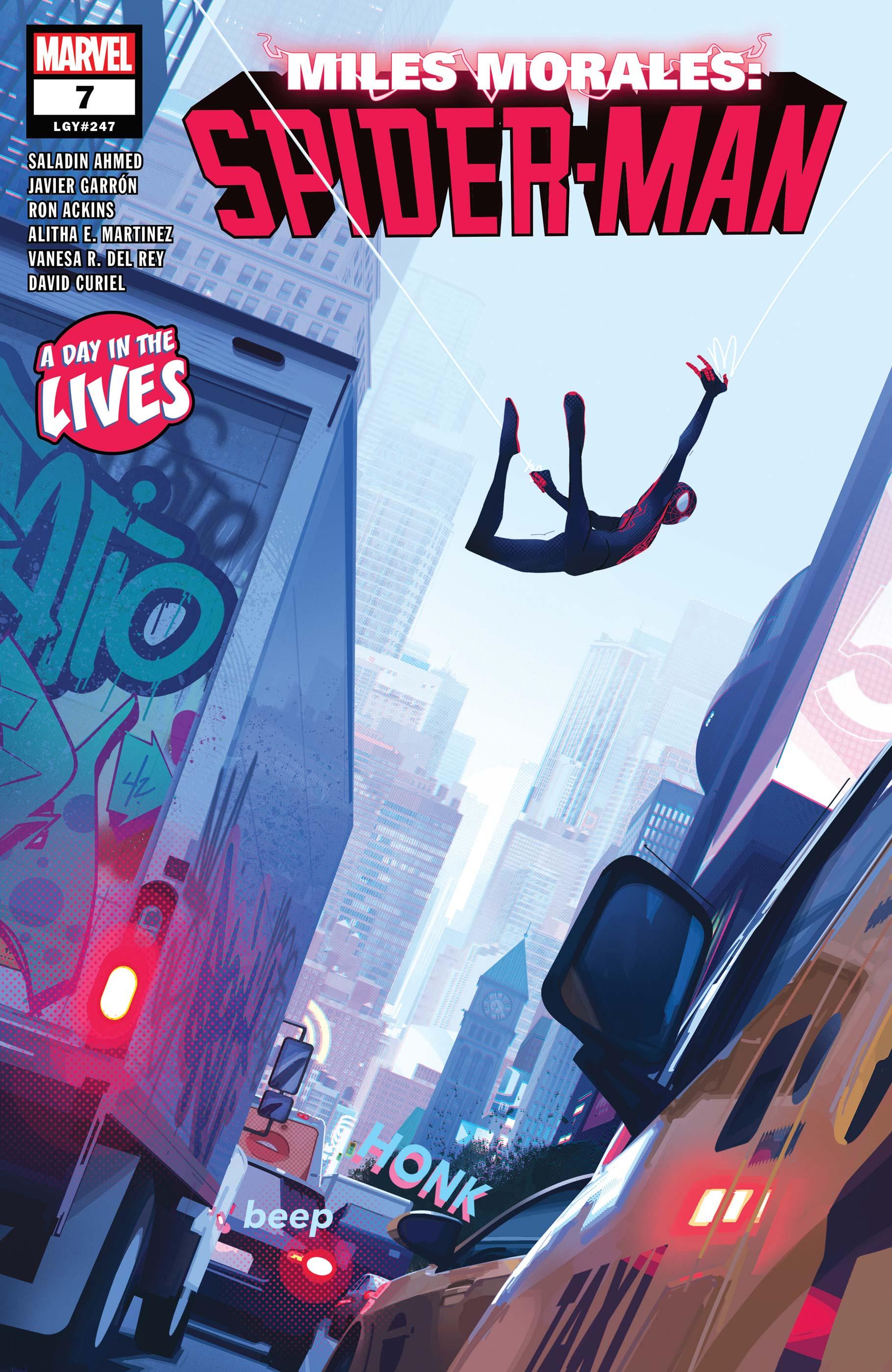 Miles Morales: Spider-Man (2018) #7