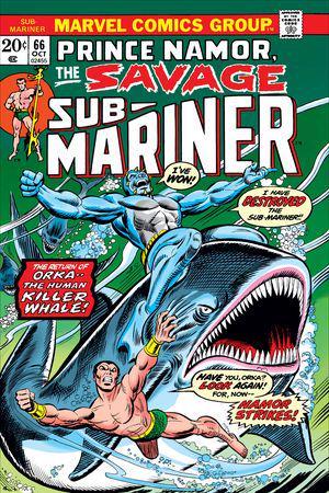 Sub-Mariner (1968) #66