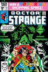Doctor Strange #43