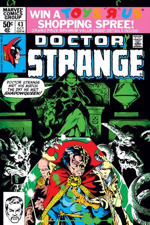 Doctor Strange (1974) #43