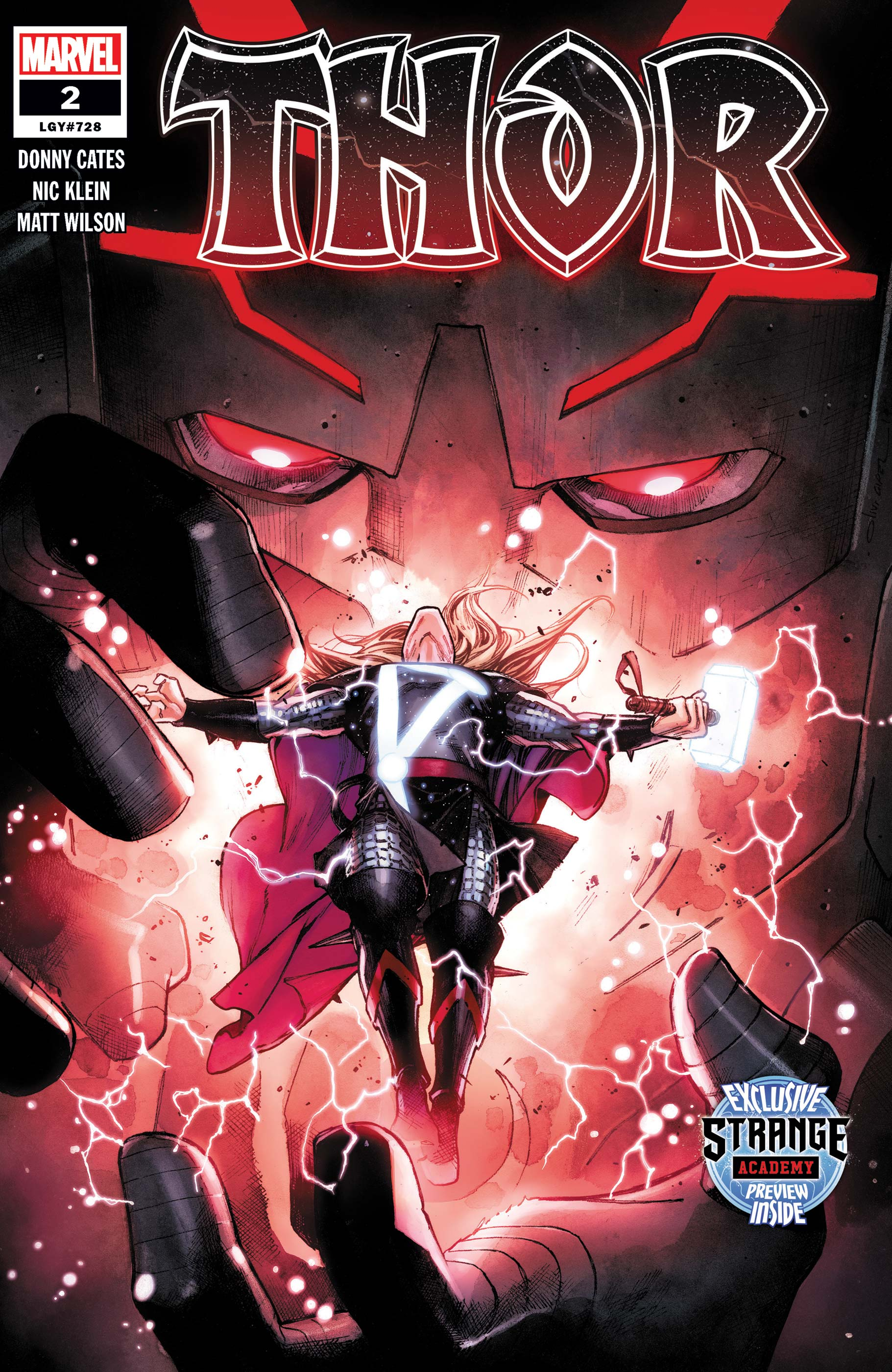 Thor (2020) #2