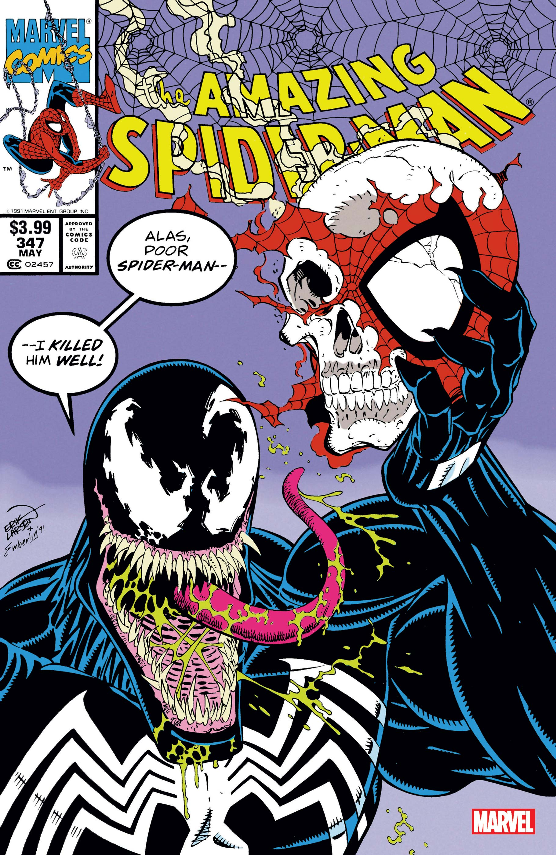 Amazing Spider-Man Facsimile Edition (2020) #347