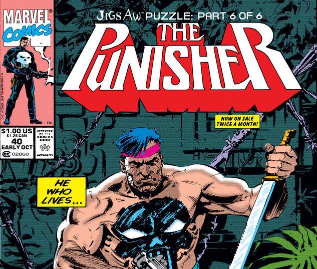Punisher #40