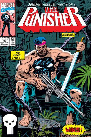 The Punisher (1987) #40