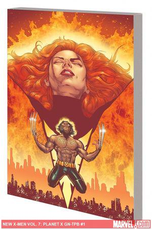 New X-Men Vol. 7: Planet X GN-TPB (Graphic Novel)