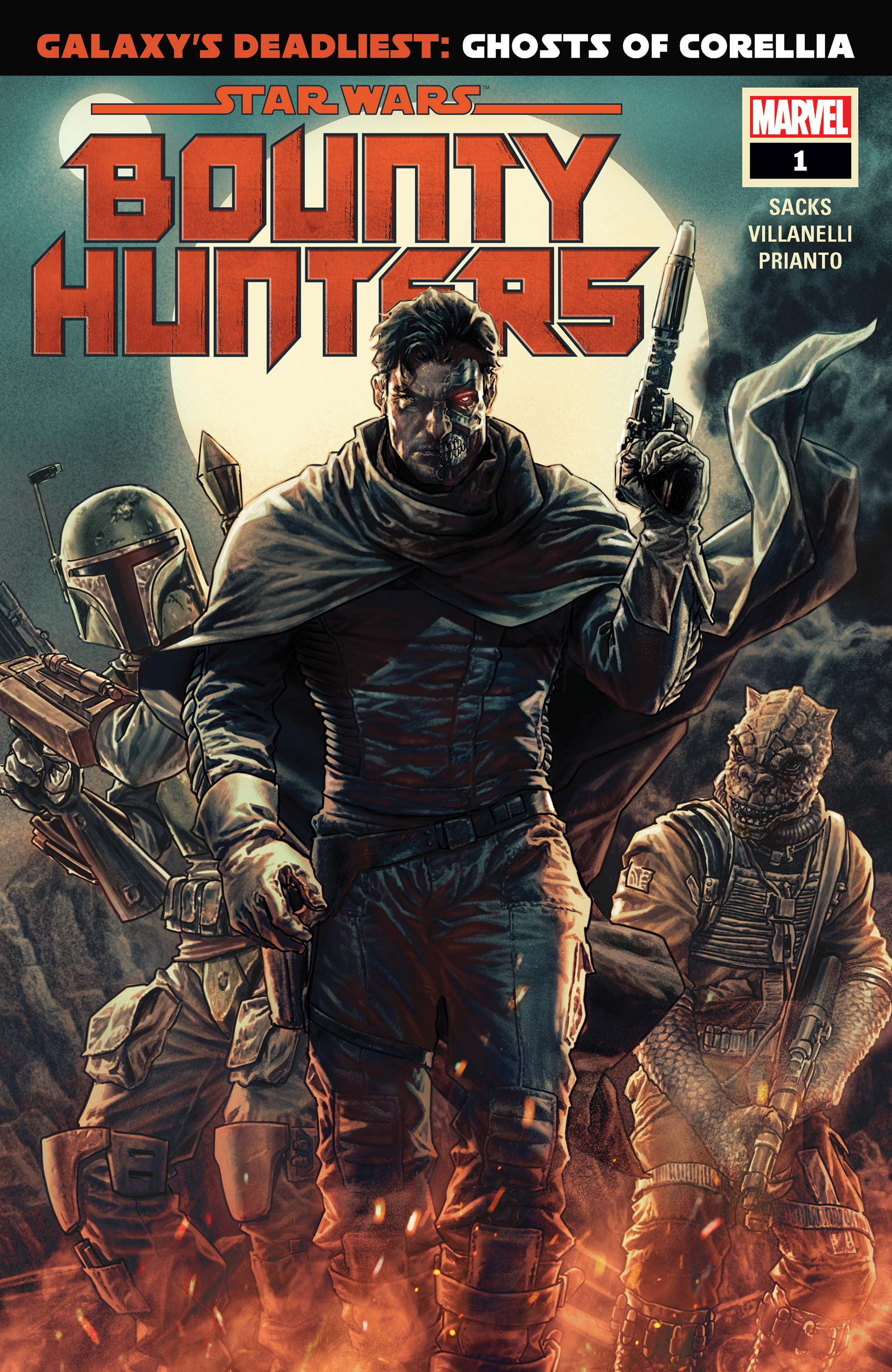 Star Wars: Bounty Hunters (2020) #1