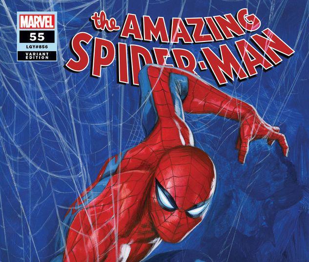 The Amazing Spider-Man #55