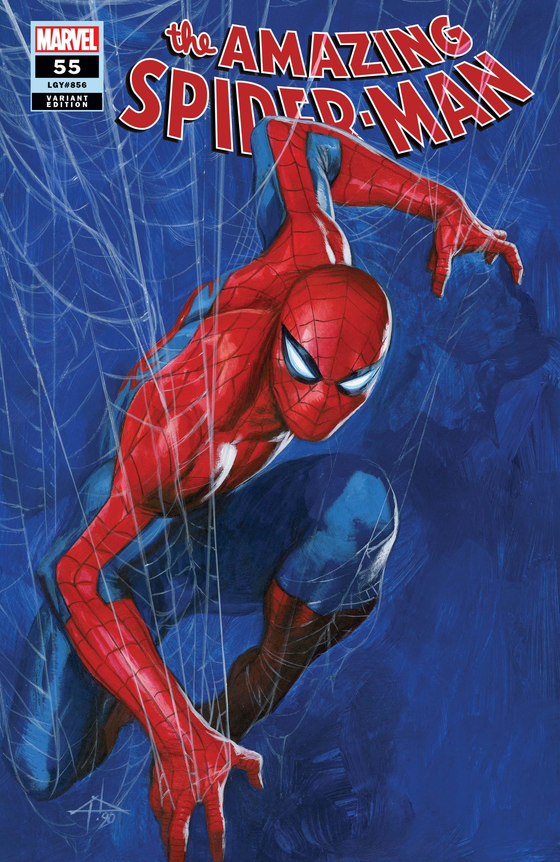 The Amazing Spider-Man (2018) #55 (Variant)
