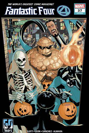 Fantastic Four #37