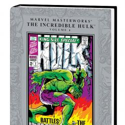Marvel Masterworks: The Incredible Hulk Vol. 4