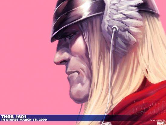 Thor (2007) #601 Wallpaper