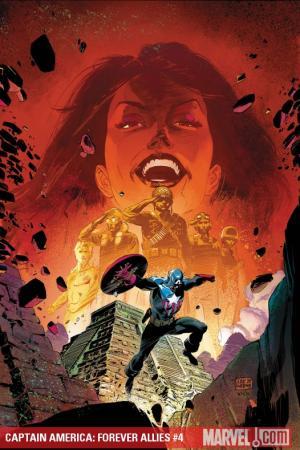 Captain America: Forever Allies #4