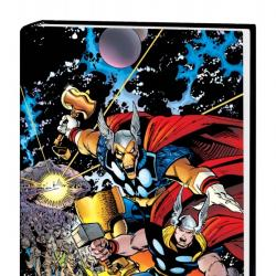 THOR BY WALTER SIMONSON OMNIBUS HC CLASSIC COVER (Hardcover)