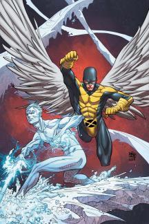 Ice Man and Angel #1