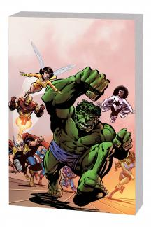 Incredible Hulk: Pardoned TPB (Trade Paperback)