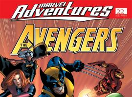 Marvel Adventures the Avengers (2006) #22