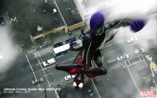 Ultimate Comics Spider-Man (2011) #10
