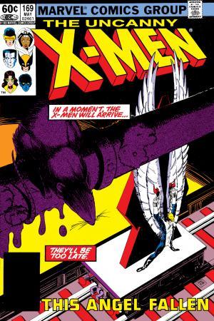 Uncanny X-Men  #169