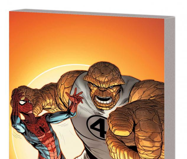 AVENGING SPIDER-MAN: THREATS & MENACES TPB