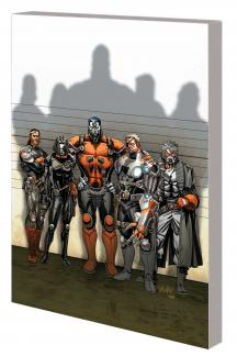Cable and X-Force Vol. 1: Wanted (Trade Paperback)