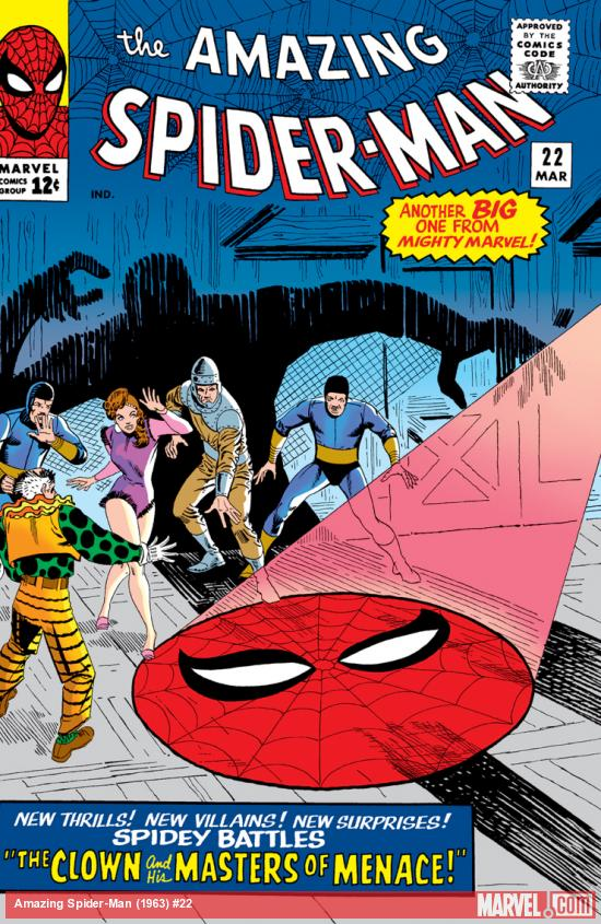 The Amazing Spider-Man (1963) #22
