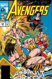 Avengers (1963) #358