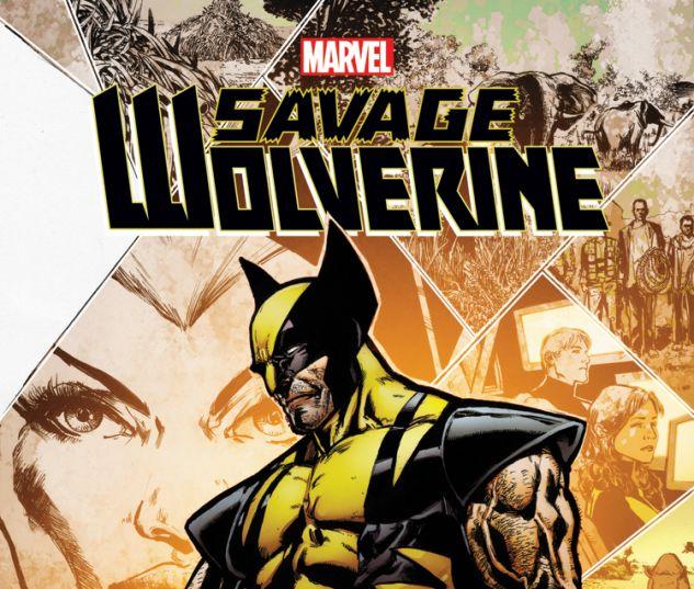 SAVAGE WOLVERINE 12 (NOW, WITH DIGITAL CODE)