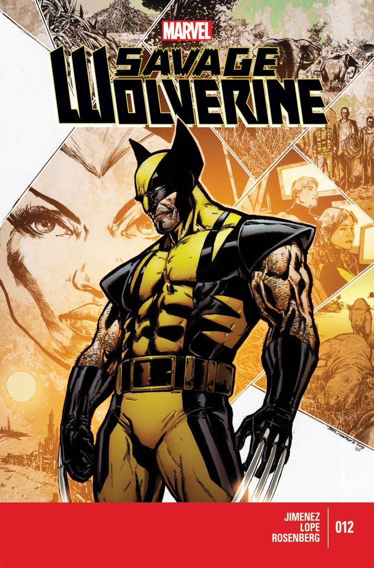 Savage Wolverine (2013) #12