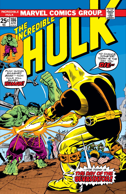 Incredible Hulk (1962) #186