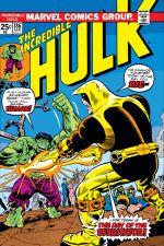 Incredible Hulk (1962) #186 cover